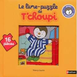 Le livre-puzzle de T'choupi - Album