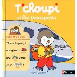T'choupi et les transports - Album