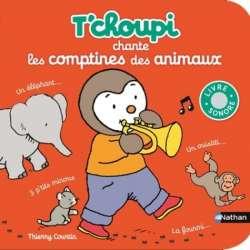 T'choupi chante les comptines des animaux - Album