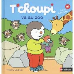T'choupi va au zoo - A lire, à écouter - Album