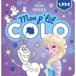 Mon p'tit colo La Reine des Neiges - Album