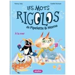 Les mots rigolos de Pipelette & Momo - Tome 2