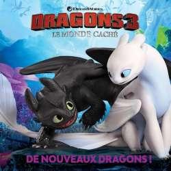 Dragons 3, le monde caché - De nouveaux dragons ! - Album