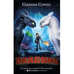 Dragons - Le roman qui a inspiré le film événement - Grand Format