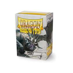 100x Dragon Shield MATTE - MTG 63.5x88 MIST
