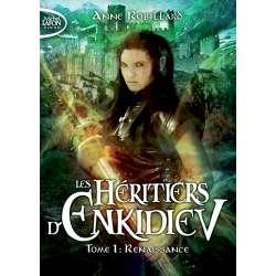 Les héritiers d'Enkidiev - Tome 1