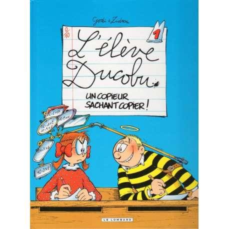 Élève Ducobu (L') - Tome 1 - Un copieur sachant copier