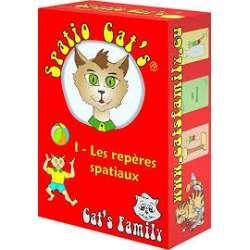 Cat's Spatio 1 - les repères spatiaux