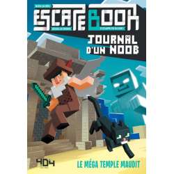 Escape Book Junior - Le Mega Temple Maudit