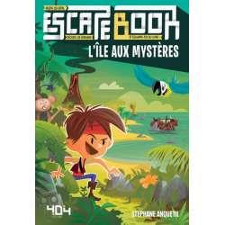 Escape Book Junior - L'Île aux Mystères