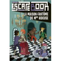 Escape Book Junior - La Maison Fantôme de Mme Hideuse