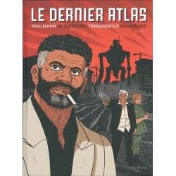 Dernier atlas (Le) - Tome 1