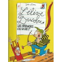 Élève Ducobu (L') - Tome 3 - Les réponses ou la vie ?