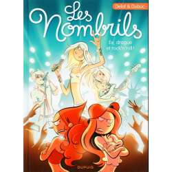 Nombrils (Les) - Tome 8 - Ex, drague et rock'n'roll !