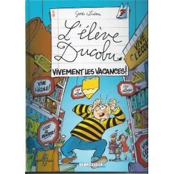 Élève Ducobu (L') - Tome 7 - Vivement les vacances!