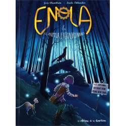 Enola et les animaux extraordinaires - Tome 5 - Le loup garou qui faisait d'une pierre deux coups