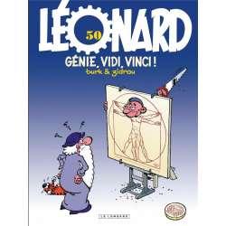 Léonard - Tome 50 - Génie, vidi, vinci !