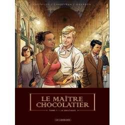 Maître chocolatier (Le) - Tome 1 - La boutique