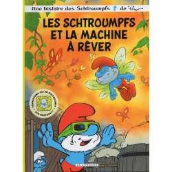 Schtroumpfs (Les) - Tome 37 - Les Schtroumpfs et la machine à rêver