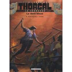 Thorgal (Les mondes de) - La Jeunesse de Thorgal - Tome 7 - La dent bleue