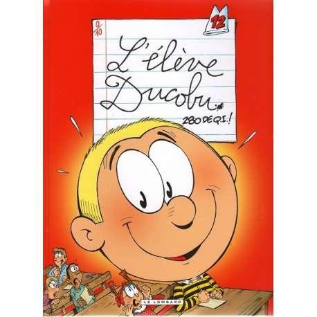 Élève Ducobu (L') - Tome 12 - 280 de Q.I.