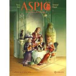 Aspic, détectives de l'étrange - Tome 7 - Le Mystère de la momie blette