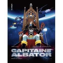 Capitaine Albator - Mémoires de l'Arcadia - Tome 1 - Tome 1/3