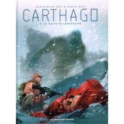 Carthago - Tome 9 - Le Pacte du centenaire