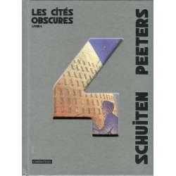 Cités obscures (Les) - Livre 4