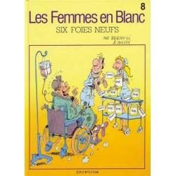 Femmes en Blanc (Les) - Tome 8 - Six foies neufs