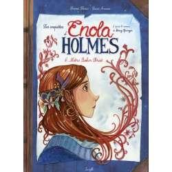 Enquêtes d'Enola Holmes (Les) - Tome 6 - Métro Baker Street