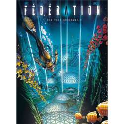 Fédération (Ange/Janolle) - Tome 2 - New York Underwater