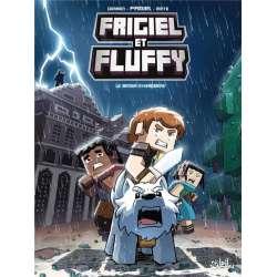 Frigiel et Fluffy - Tome 6 - Le manoir d'herobrine