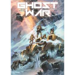 Ghost war - Tome 2 - Faucon blanc