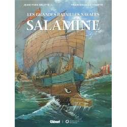 Grandes batailles navales (Les) - Tome 10 - Salamine