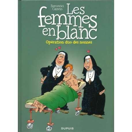 Femmes en Blanc (Les) - Tome 18 - Opération duo des nonnes