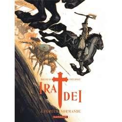 Ira Dei - Tome 3 - Fureur normande + ex-libris offert