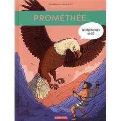 Mythologie en BD (La) - Tome 11 - Prométhée