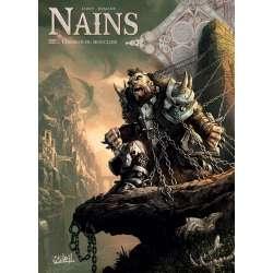 Nains - Tome 15 - Oboron du Bouclier