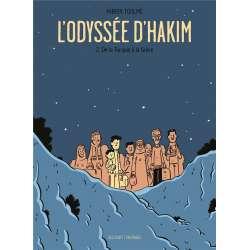 Odyssée d'Hakim (l') - Tome 2 - De la Turquie à la Grèce