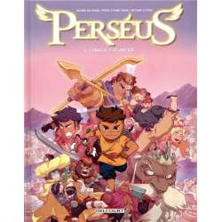 Perseus - Tome 2 - L'oracle d'Atlantide