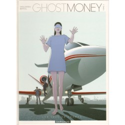 Ghost Money - Tome 2 - Les Yeux de Chamza