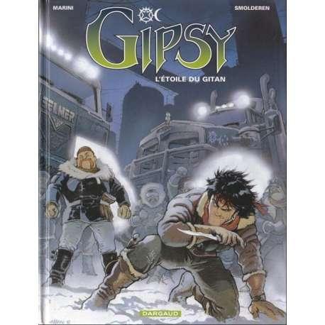 Gipsy - Tome 1 - L'étoile du Gitan