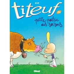 Titeuf - Tome 16 - Petite poésie des saisons