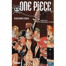 One Piece - Red - Grand Characters