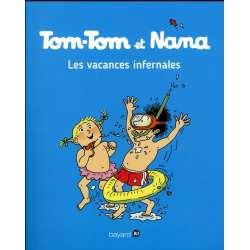 Tom-Tom et Nana - Tome 5 - Les vacances infernales