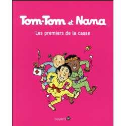 Tom-Tom et Nana - Tome 10 - Les premiers de la casse