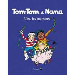 Tom-Tom et Nana - Tome 17 - Allez, les monstres