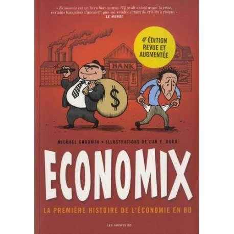 Economix - La première histoire de l'économie en BD - Album