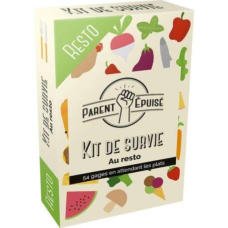 Parent Épuisé : Kit de Survie Restaurant